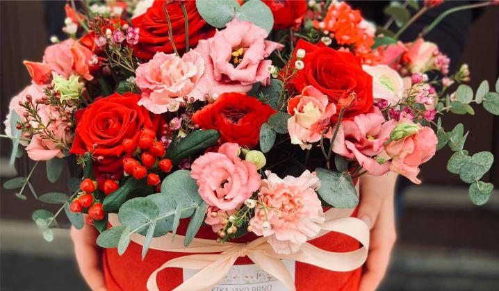 Valentýnský box